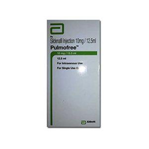 Pulmofree: Силденафил 10 мг