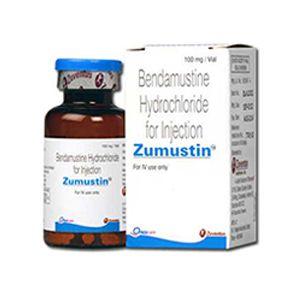 Zumustin : Бендамустин 100 мг инъекции
