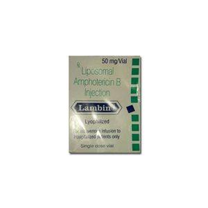 Lambin  50 мг Инъекция