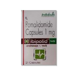 Ibipolid Pomalidomide 1mg Capsules