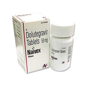 Naivex : Долутегравир 50 мг Таблетки