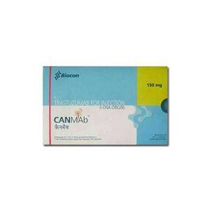 Canmab 150 мг Trastuzumab инъекции