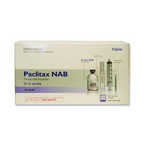 Paclitax NAB Инъекция