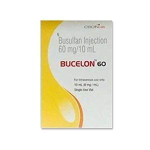Bucelon Busulfan 60mg Injection