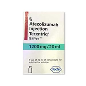 Tecentriq Atezolimumab 1200mg/20ml Injection