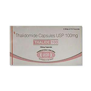 Thalide Thalidomide 100mg Capsules