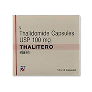 Thalitero Thalidomide 100mg Capsules