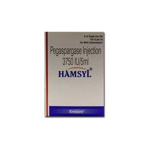 Hamsyl Pegaspargase 3750 IU Injection