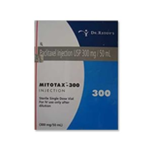 Mitotax Paclitaxel 300mg Injection