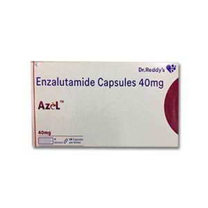 Azel -  Энзалутамид 40 мг