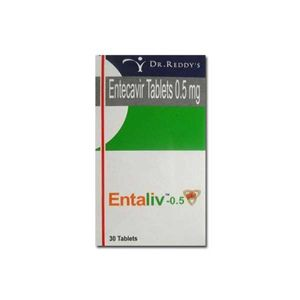 Entaliv Entecavir 0.5mg Tablets