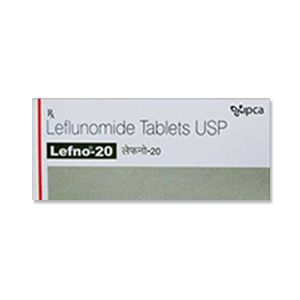 Lefno Leflunomide 20mg Tablets
