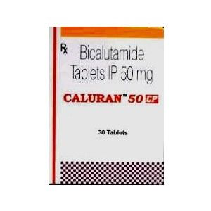 Caluran CP Bicalutamide 50mg Tablets