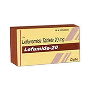 Lefumide Leflunomide 20mg Tablets