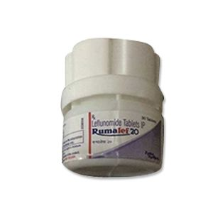 Rumalef Leflunomide 20mg Tablets