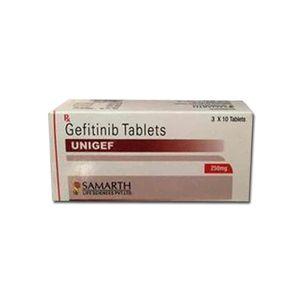 Unigef Samarth Gefitinib Tablets