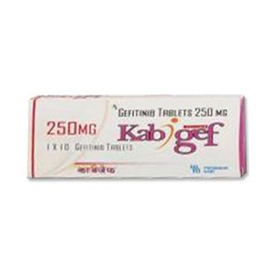 Kabigef Gefitinib 250mg Tablets