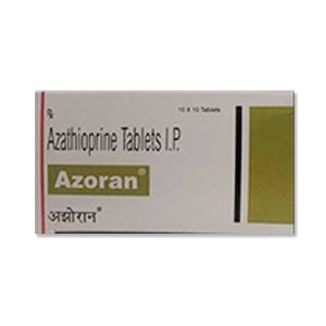 Azoran Azathioprine 50mg Tablets