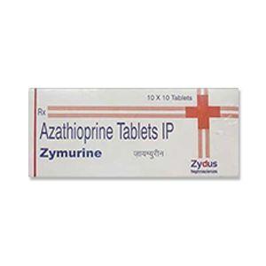 Zymurine Azathioprine 50mg Tablets