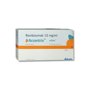 Accentrix Ranibizumab Injection