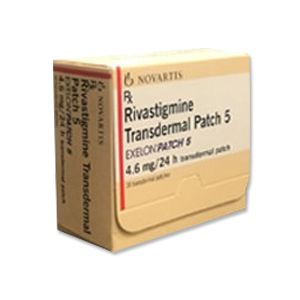 Exelon Rivastigmine 5 Patch