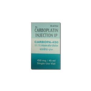 Carbopa Carboplatin 450 мг инъекции
