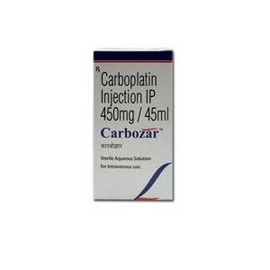 Carbozar Carboplatin 450mg