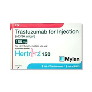 Hertraz Trastuzumab 150mg Injection