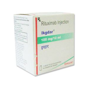 Ikgdar Rituximab 100mg Injection