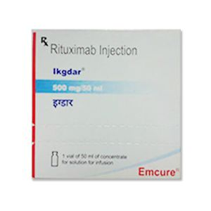 Ikgdar Rituximab 500mg Injection