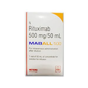 Maball Rituximab 500mg Injection