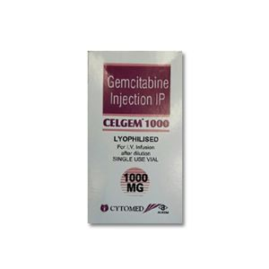 Celgem Gemcitabine 1000mg Injection