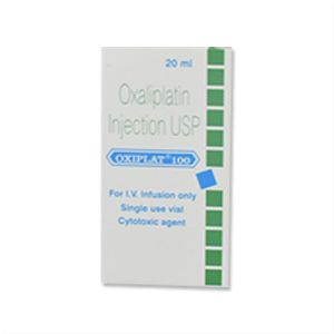 Oxiplat Oxaliplatin 100mg Injection