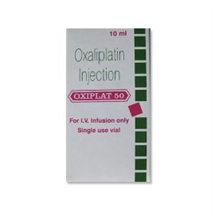 Oxiplat: Оксалиплатин 50 мг