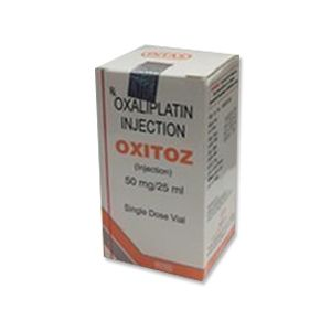 Oxitoz Oxaliplatin 50mg Injection