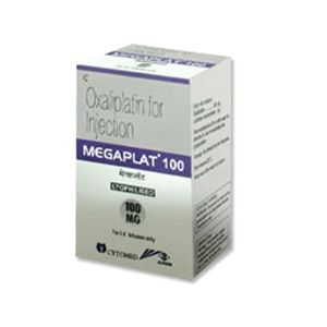 Megaplat Oxaliplatin 100mg Injection