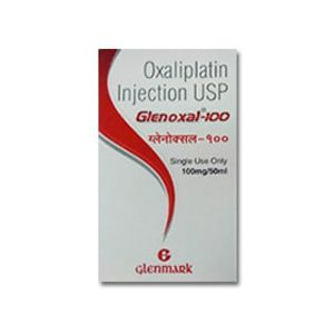 Glenoxal Oxaliplatin 100mg Injection