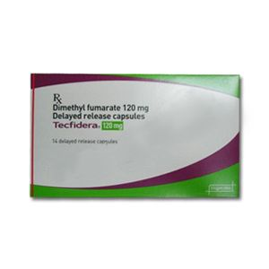 Tecfidera Dimethyl Fumarate 120mg Capsule