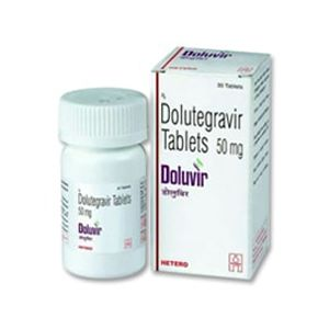 Doluvir Dolutegravir 50mg Tablet