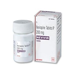 Nevivir Nevirapine 200mg Tablet