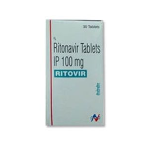 Ritovir Ritonavir 100mg Tablet