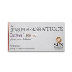 Istavel Sitagliptin 100mg Tablet