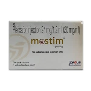 Mostim Plerixafor 24mg Injection