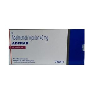 Adfrar Adalimumab 40mg Injection