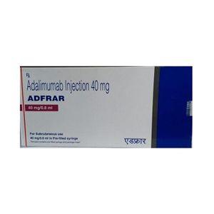 Adfrar 40mg Adalimumab Injection