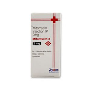 Mitomycin 2mg Injection