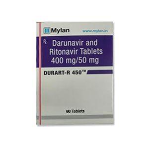Durart-R Darunavir & Ritonavir Tablet