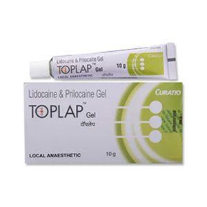 Toplap Lidocaine & Prilocaine Gel