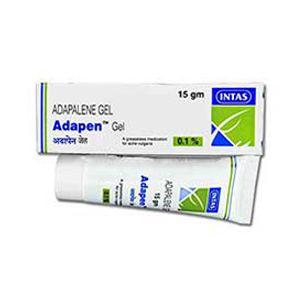 Adapen Adapalene 0.1% Gel