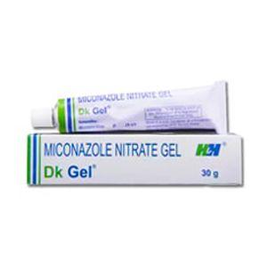 DK Gel Miconazole Nitrate 2%